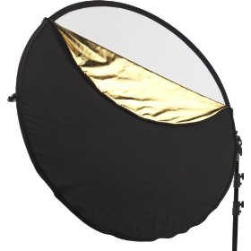 '5 sided' reflector